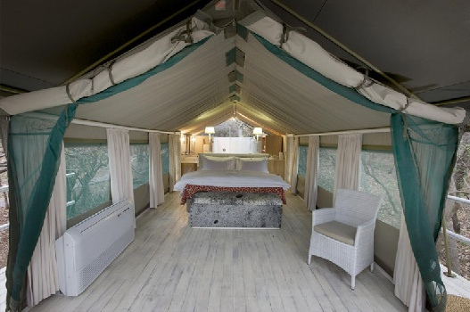 Kapama Karula - a luxury tented safari