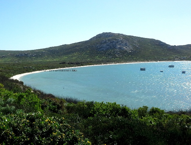 Langebaan lagoon West Coast National Park