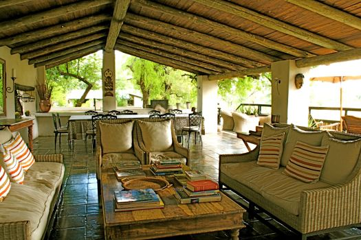 Notten's Bush Camp - a luxurious electricity-free safari