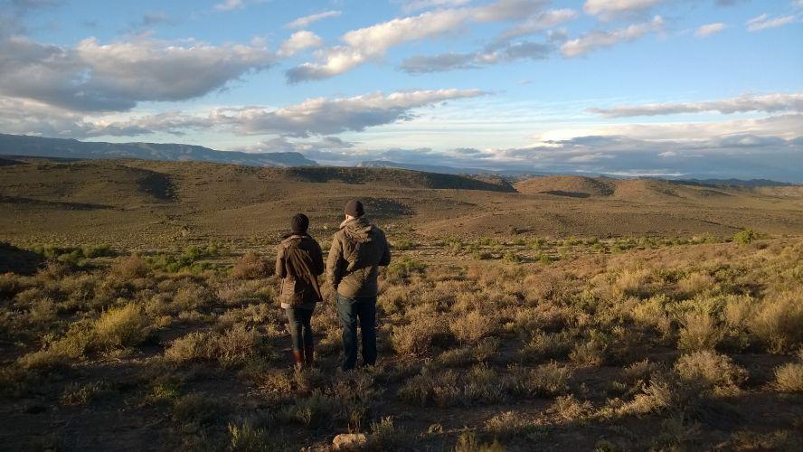 Western Cape safari at Sanbona Wildlife Reserve Dwyka Tented Lodge