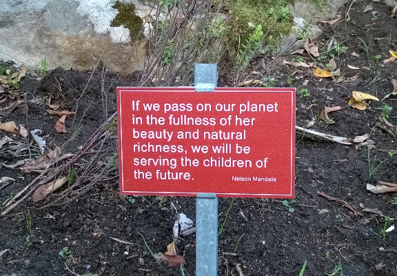 Kirstenbosch Garden of Extinction