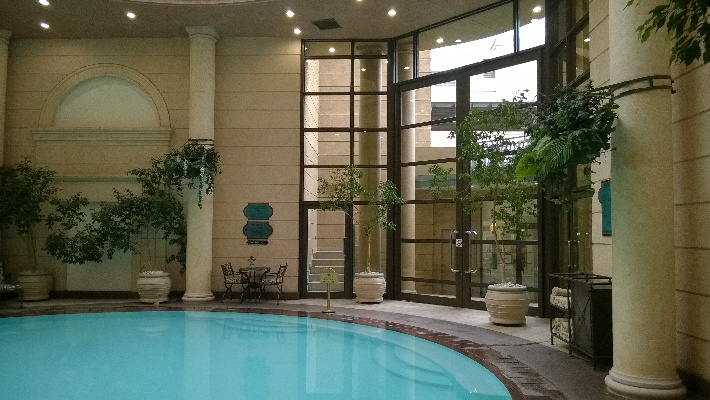 Luxury accommodation in Sandton Johannesburg Exclusive Getaways