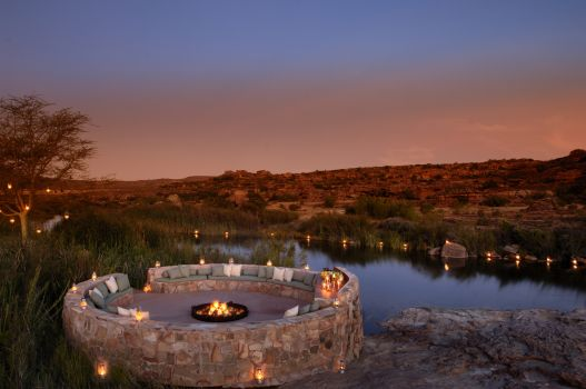 luxury accommodation cederberg western cape