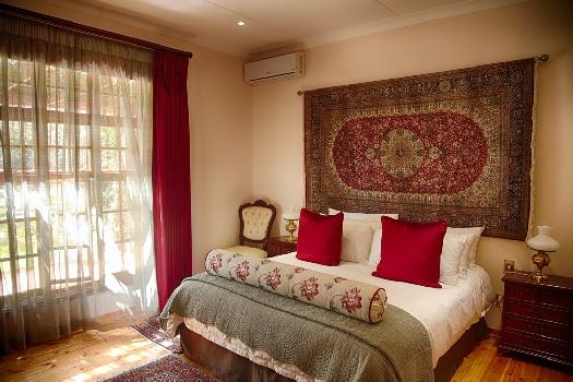 Luxury getaways Gauteng