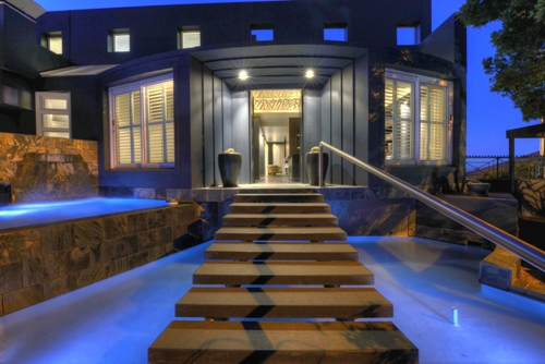luxury holiday accommodation O on Kloof Bantry Bay Cape Town