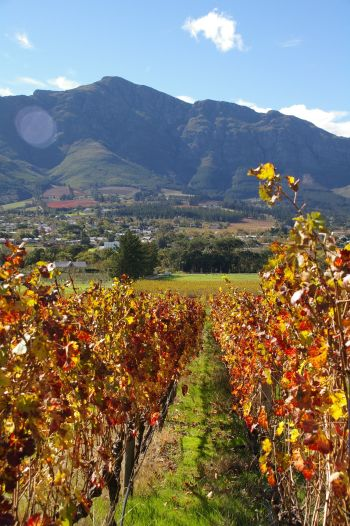 Autumn getaways South Africa