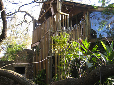Treehouse Accommodation and Getaways Western Cape
