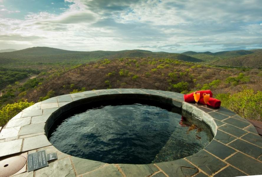 Safari retreats and accommodation KwaZuluNatal South Africa