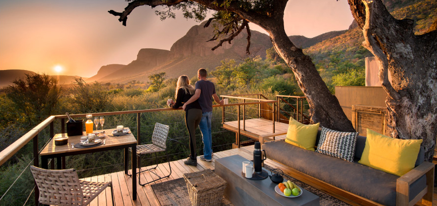 luxury treehouses and treetop accommodation south africa