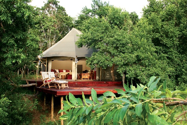 Luxury safari retreats and accommodation Barberton