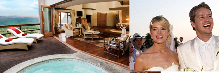 Celebrity safaris in South Africa