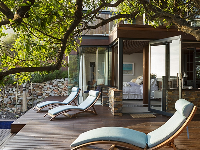 treehouse and treetops getaways in South Africa
