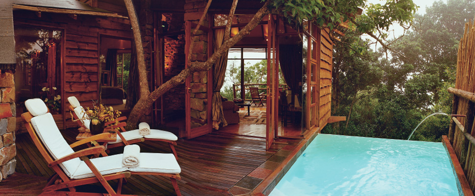 Treehouses Treetop getaways and Lodges South Africa