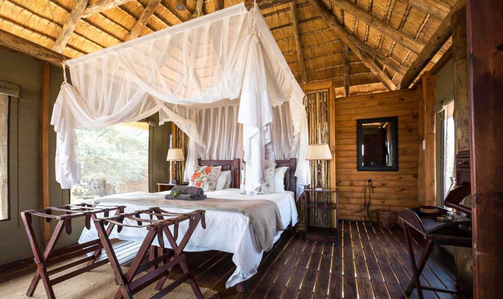 treetop getaways in South Africa