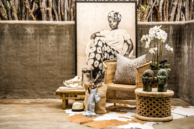 Exclusive shopping boutiques and galleries at Singita Lodges