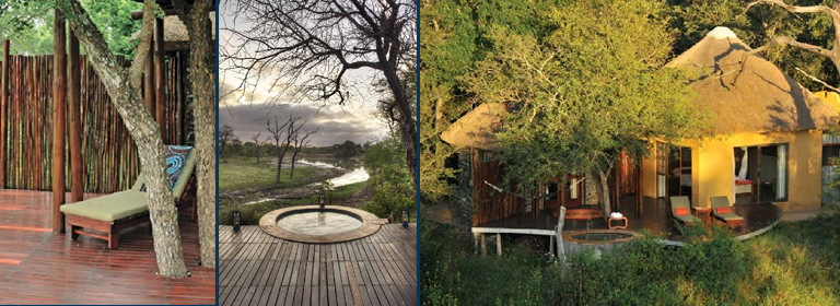 Luxury self-catering getaways South Africa