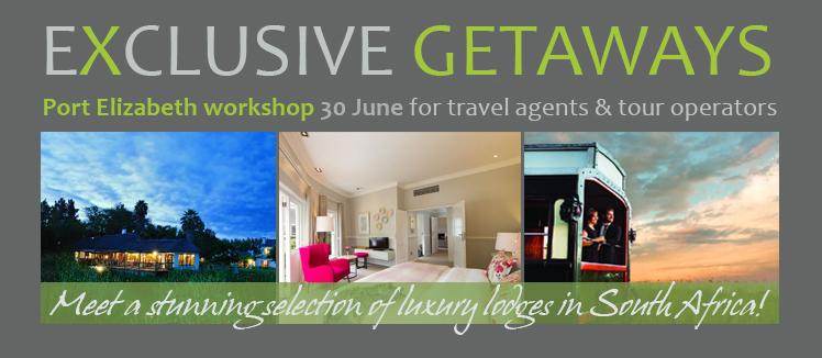 Port Elizabeth Workshop for Travel Professionals hosted by Exclusive Getaways