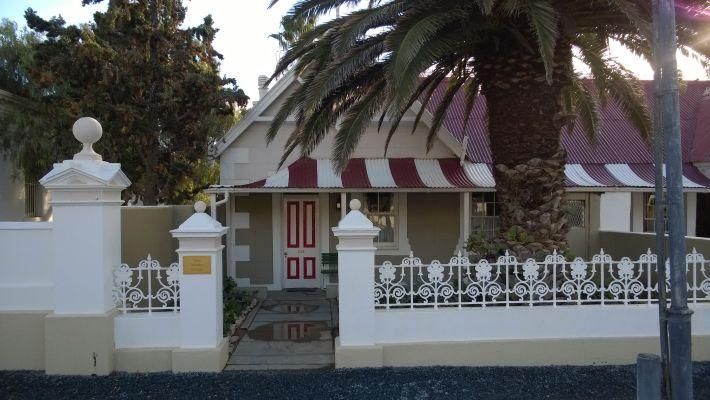 Olive Schreiner's Cottage in Matjiesfontein