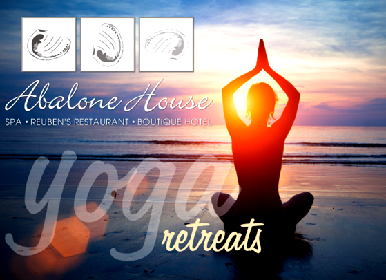 Yoga Retreats 2015 at Abalone House Paternoster