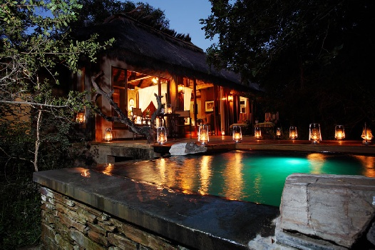 Some Best Addresses in the Bush: Ultra-Luxurious Safari Lodges in South Africa