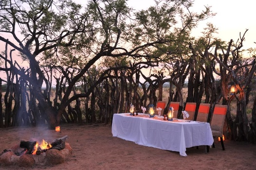 Outdoor Dining South Africa
