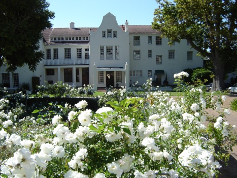 Great garden hotels Cape Town