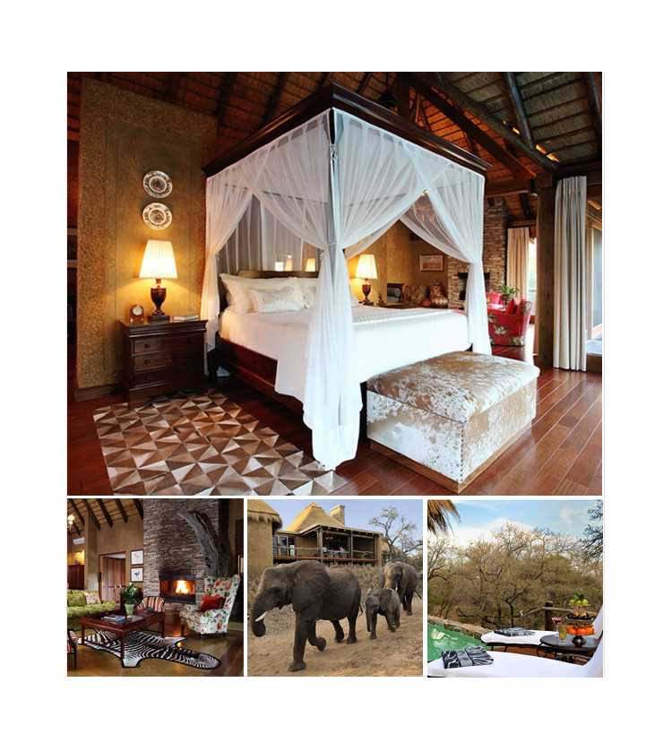 Luxury sole-use safari accommodation South Africa