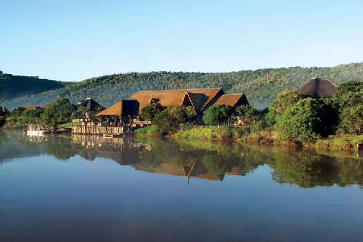 Riverside lodges and holiday accommodation South Africa