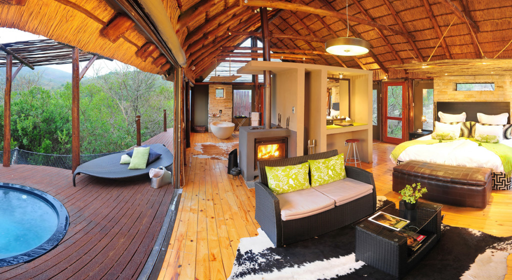 luxury tented safari accommodation in the cape