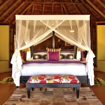 Jaci's Safari Lodge Bedroom