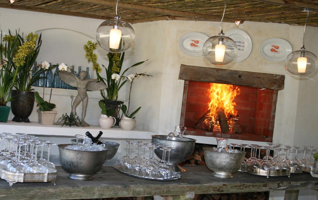 South African winter fireside getaways