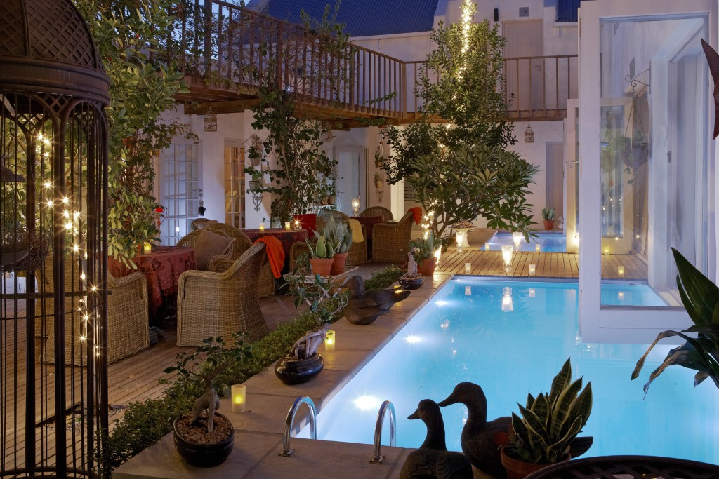 Dine, Doze & Move On: Dazzling One- or Two-Night Stays near Cape Town