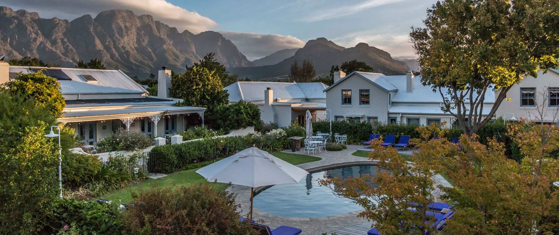 weekend getaways near Cape Town