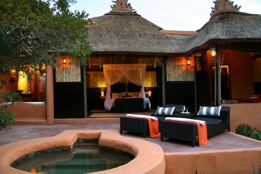 The safari Lodge Luxury Safari Accommodation Eastern Cape