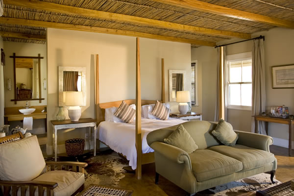 Samara Private Game Reserve Karoo Lodge Suite