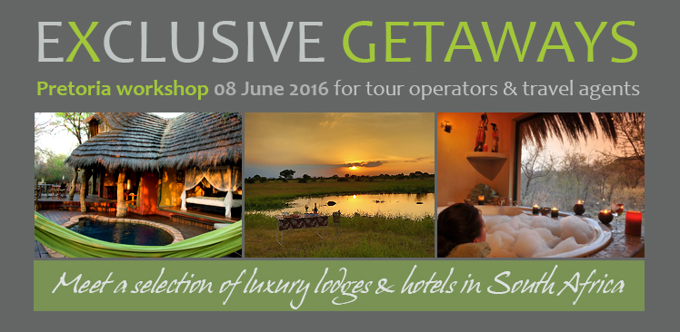 Exclusive Getaways Workshops for Travel professionals