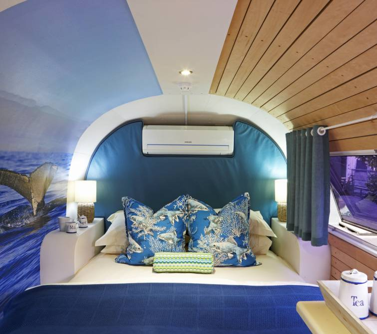 10 quirks and facts about cape town exclusive getaways for Design caravan renovation ideas home