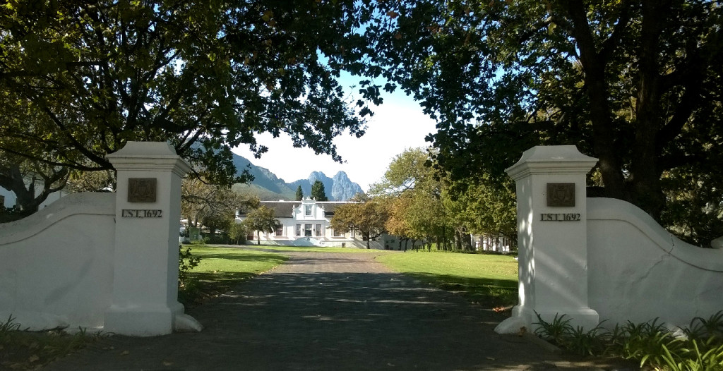 Luxury Accommodation Stellenbosch Lanzerac Hotel
