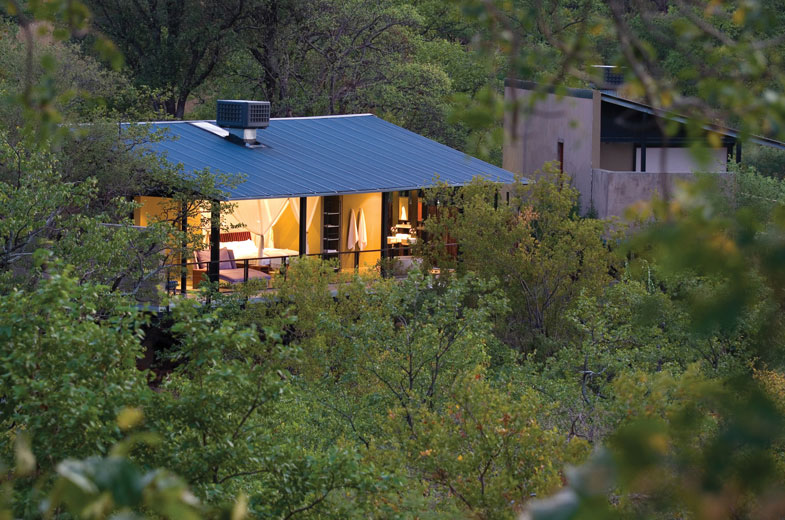 Non-Thatched Luxury Safari Lodge Accommodation in South Africa