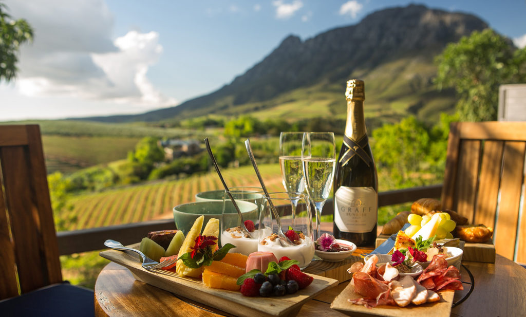 Delaire Graff Lodges and Spa Stellenbosch