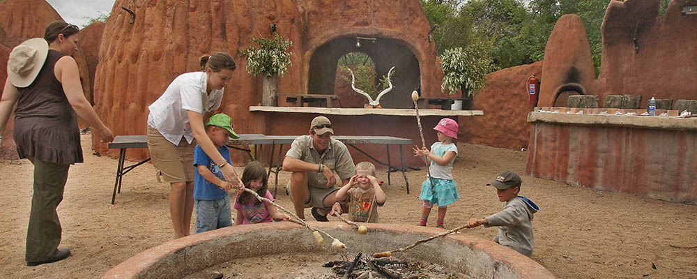 Family friendly luxury safaris South Africa