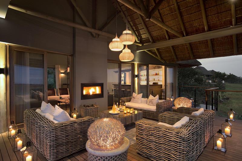 Romantic safari at Mhondoro game Lodge in Welgevonden
