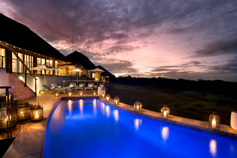 Exclusive family safari villa at Mhondoro Game Lodge