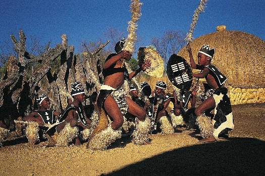 Traditional Entertainment on Safari and Elsewhere in South Africa