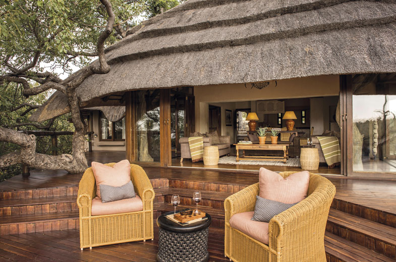 Sole use Lodges for family and small group travel south africa