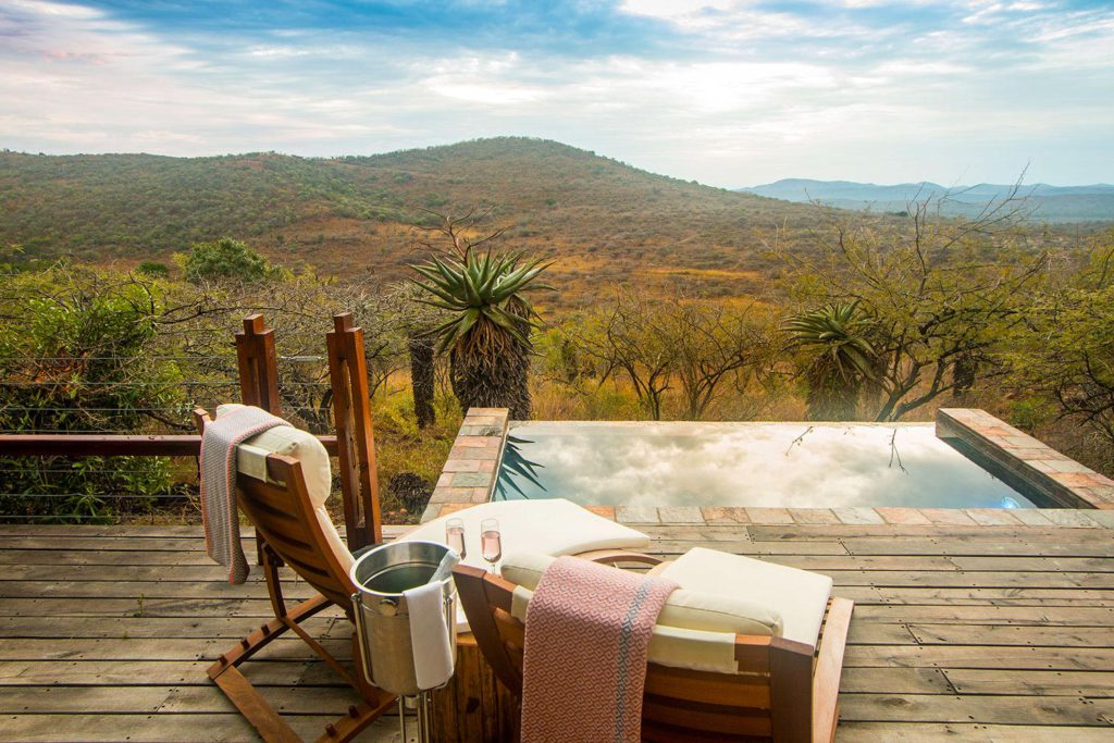 Nature tour KwaZuluNatal with luxury accommodation