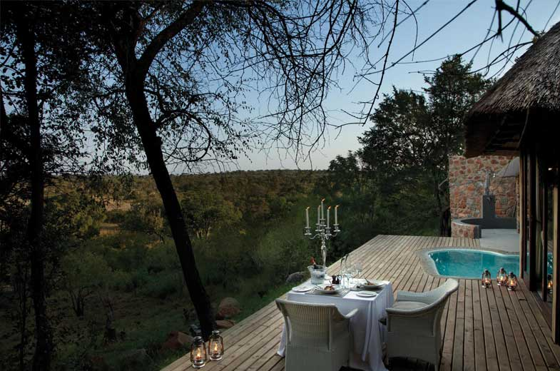 Idyllic Luxury Honeymoon Stays in South Africa