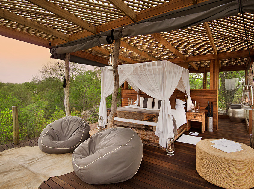Under the Stars: Luxurious Wilderness Sleepouts in South Africa