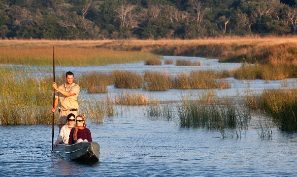 Isimangaliso Wetland Park: Luxury Lodges In and Near KwaZulu-Natal's Wondrous Estuary Site