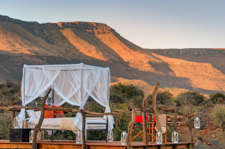 luxury wilderness sleepouts south africa
